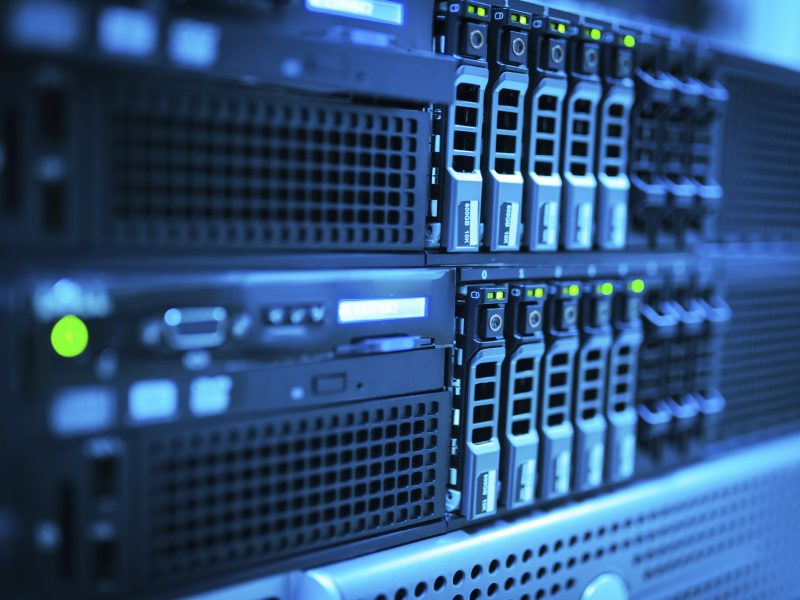 Computer & File Server Supply