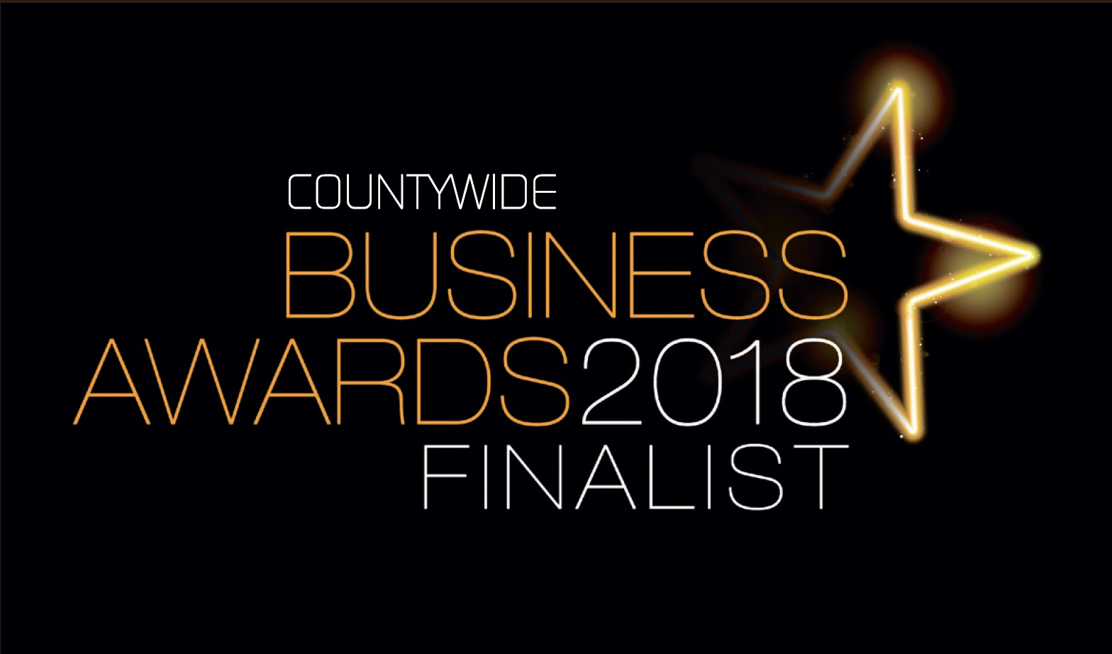 Countywide Business Awards – Finalist 2018